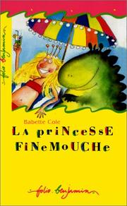 Cover of: La Princesse Finemouche