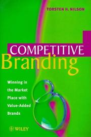 Cover of: Competitive branding