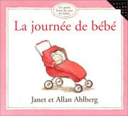Cover of: La Journee De Bebe