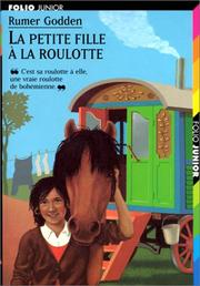 Cover of: La petite fille à la roulotte