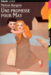 Cover of: Une promesse pour May