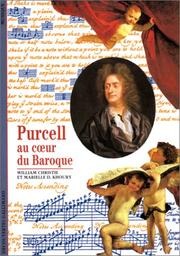 Cover of: Purcell: Au coeur du baroque