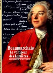 Cover of: Beaumarchais