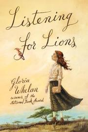 Cover of: Listening for lions
