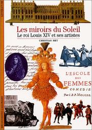 Cover of: Les Miroirs