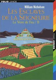 Cover of: Le Vent du Feu, tome 2