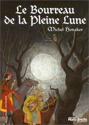 Cover of: Le Bourreau de la pleine lune