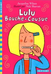 Cover of: Lulu Bouche-Cousue