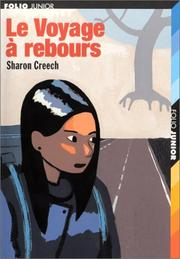 Cover of: Le Voyage à rebours