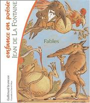 Cover of: Fables