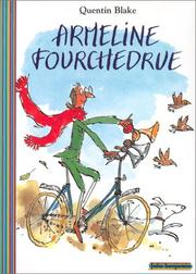 Cover of: Armeline fourchedru