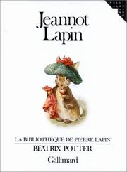 Cover of: Jeannot Lapin