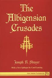 Cover of: The Albigensian Crusades