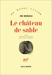 Cover of: Le château de sable