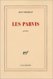 Cover of: Les Parvis