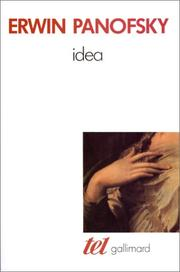 Cover of: Idea
