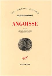 Cover of: Angoisse