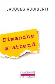 Cover of: Dimanche m'attend