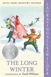 The Long Winter by Wilder, Laura Ingalls