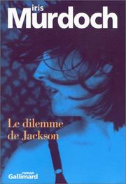 Cover of: Le dilemme de Jackson