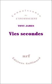 Cover of: Vies secondes