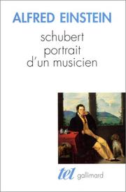 Schubert by Alfred Einstein