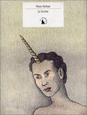 Cover of: La licorne