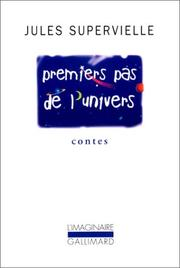 Cover of: Premiers pas de l'univers