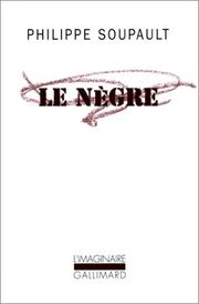 Cover of: Le nègre