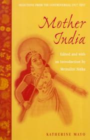 Cover of: Mother India