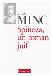 Cover of: Spinoza, un roman juif