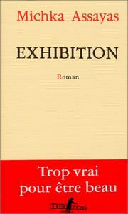 Cover of: Exhibition