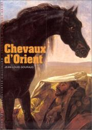 Cover of: Chevaux d'Orient