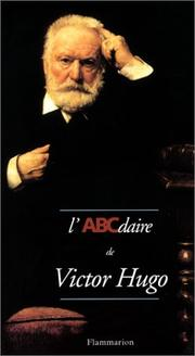 Cover of: L'ABCdaire de Victor Hugo