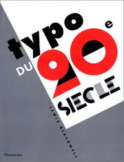 Cover of: Typo du 20e siècle