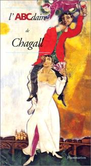 Cover of: L'ABCdaire de Chagall
