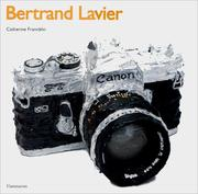 Cover of: Bertrand Lavier