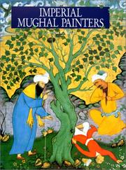 Cover of: Imperial Mughal painters