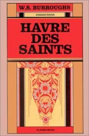 Cover of: Havre des saints