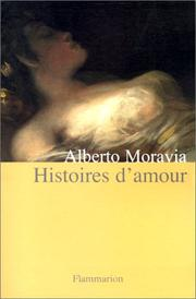 Cover of: Histoires d'amour