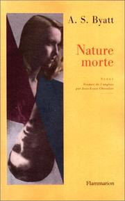 Cover of: Nature morte