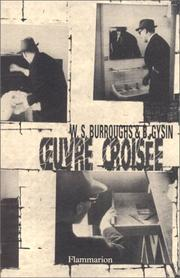Cover of: Oeuvre croisée