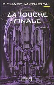 Cover of: La touche finale