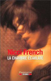 Cover of: La chambre ecarlate