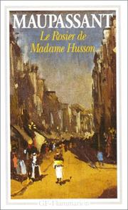 Cover of: Le rosier de Madame Husson