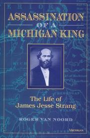 Cover of: Assassination of a Michigan King | Roger Van Noord
