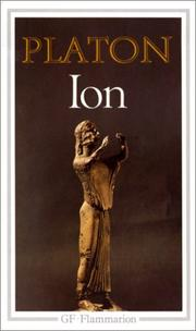 Cover of: Ion
