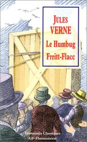Cover of: Le humbug. moeurs américaines frritt-flacc