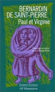 Cover of: Paul et Virgine