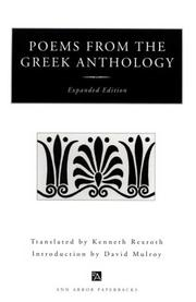 Poems from the Greek Anthology by